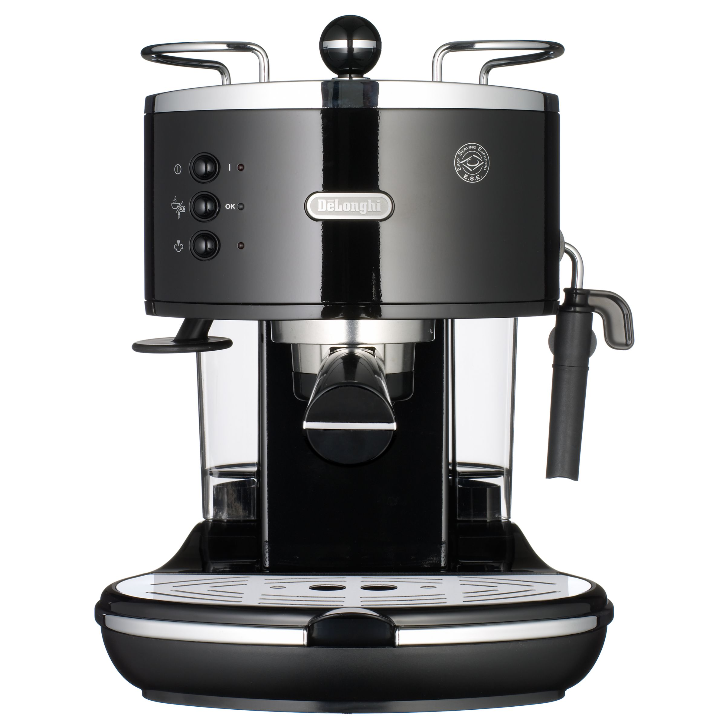 Italian Coffee Maker John Lewis : Buy De Longhi ECO310.BK Icona Espresso Coffee Machine, Black John Lewis